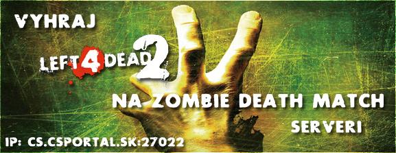 Vyhraj Left 4 Dead 2