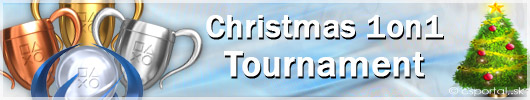 Christmas 1on1 Tournament
