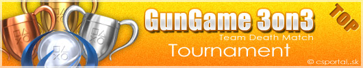 GunGame 3on3 Tournament
