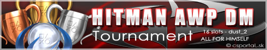 Hitman AWP DM Tournament