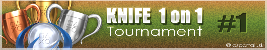 KNIFE 1on1 Tournament #1