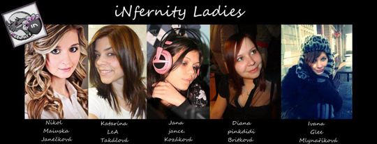 infernity ladies