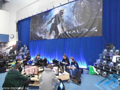 HALO 4 NextGen Expo