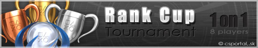 Rank Cup 1on1 Tournament