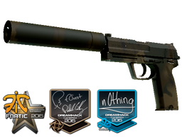 USP-S-Forest-Leaves-stickers